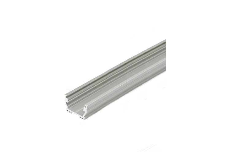 Aluminum profile for LED strips UNI12