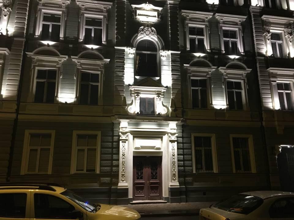 12W Fasādes LED gaismeklis
