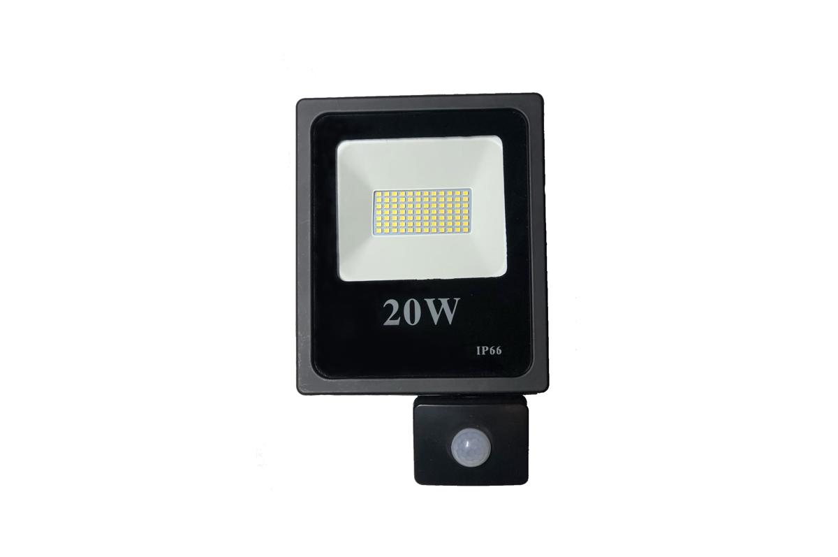 20W Sensora LED Prožektors