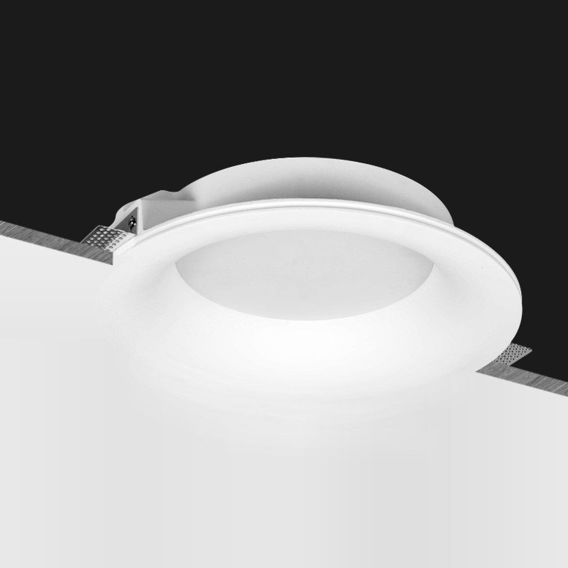 CRATER 18W Gypsum LED Light