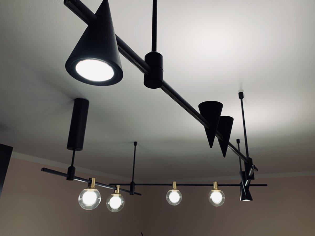Modular Magnetic system LED light AIP-D5
