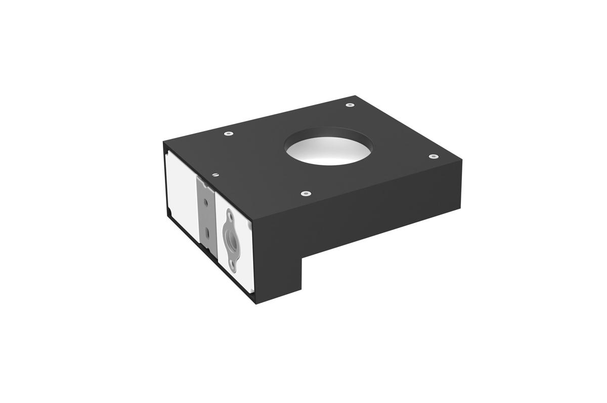 8W Fasādes LED gaismeklis