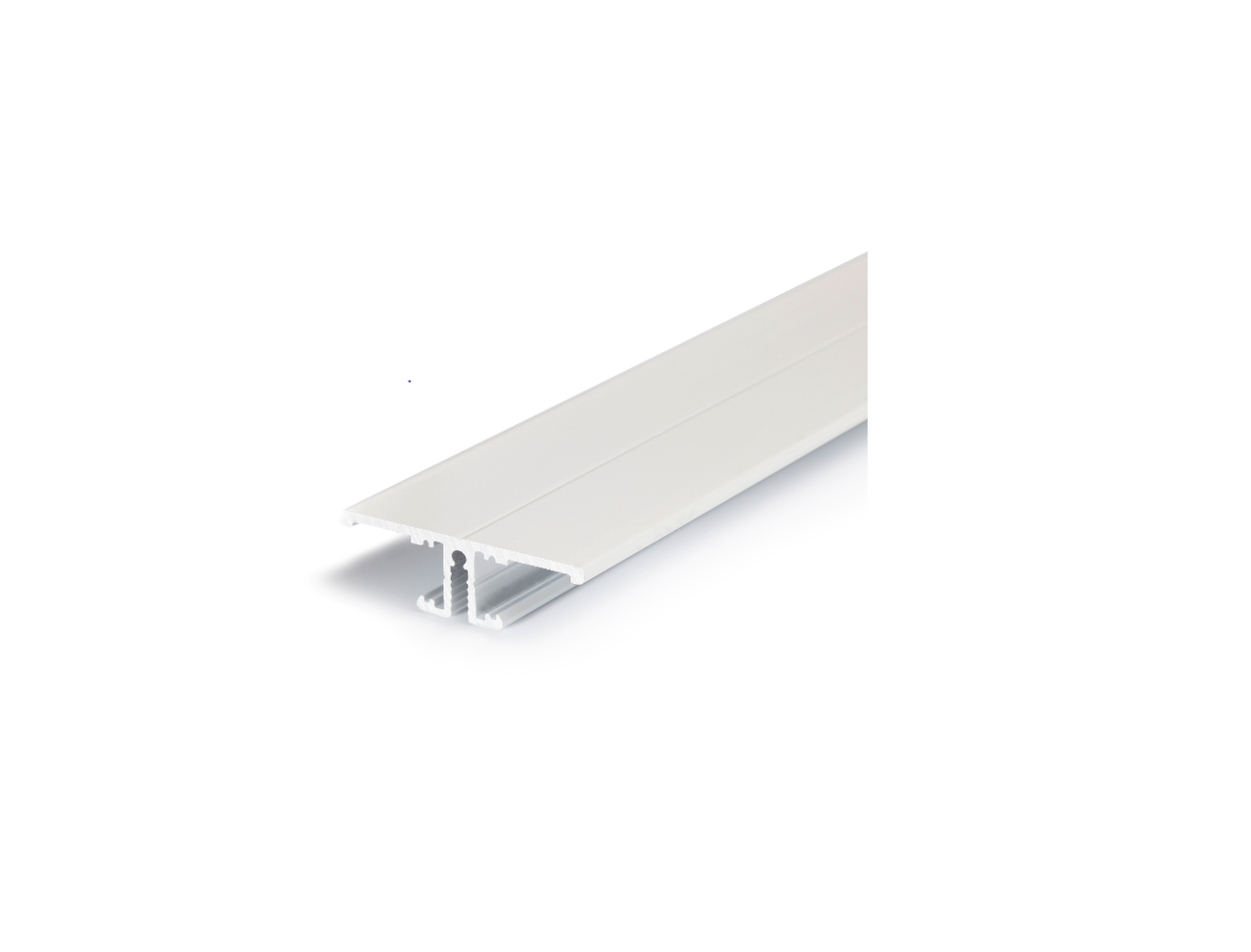 Sienas Alumīnija profils LED lentām BACK