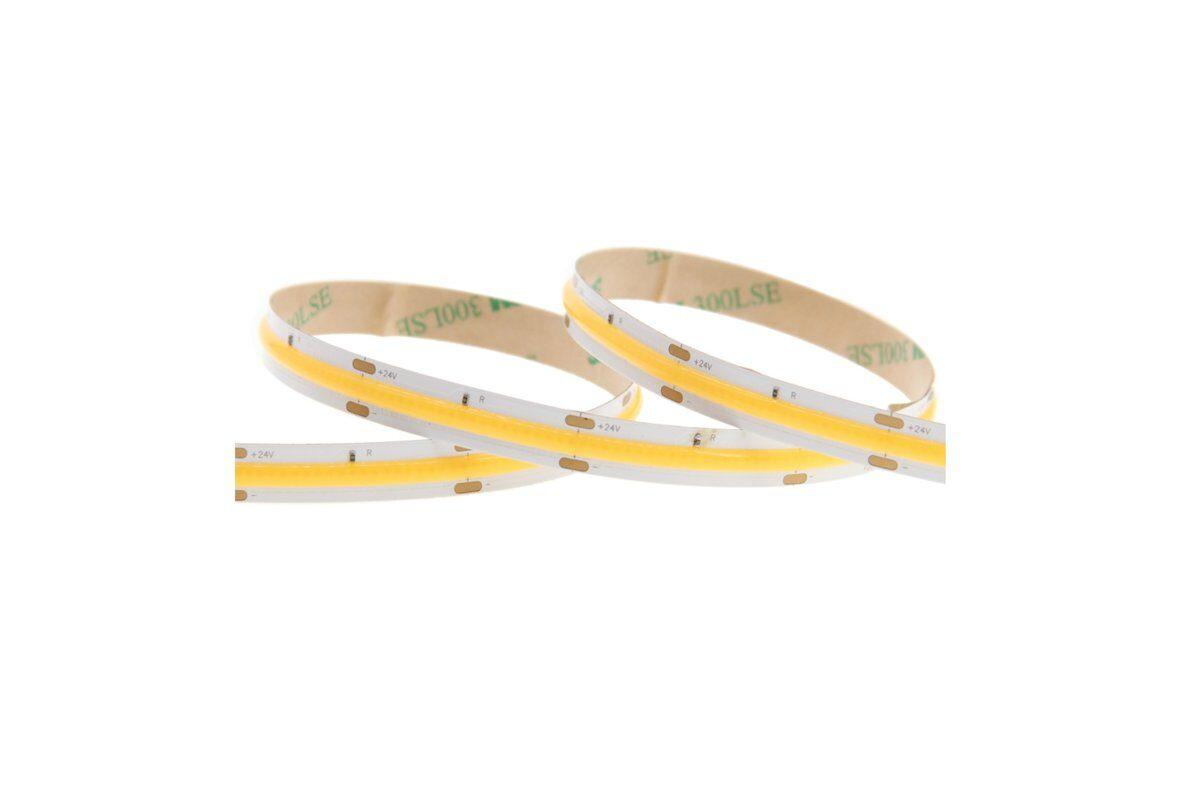 9,6W Nepārtraukta izgaismojuma LED Lenta IP65 12V 24V TW