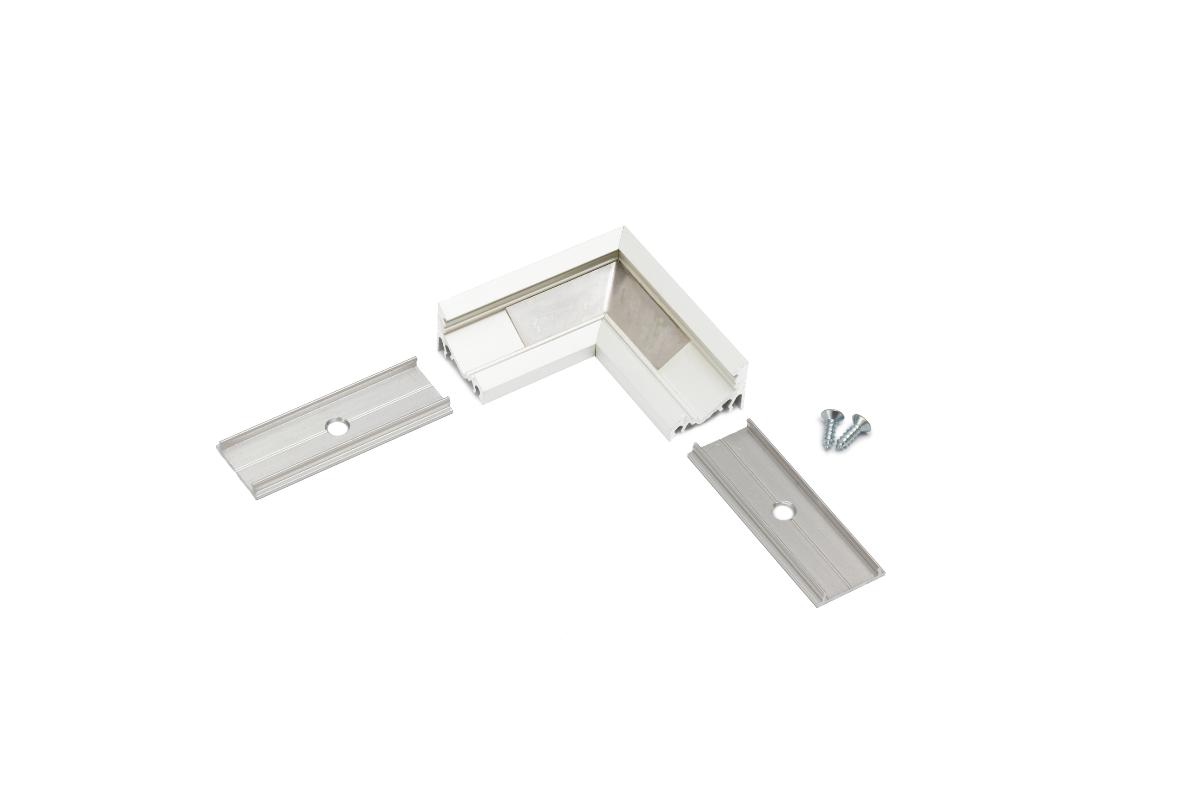 90° connection for LED strip profile Corner
