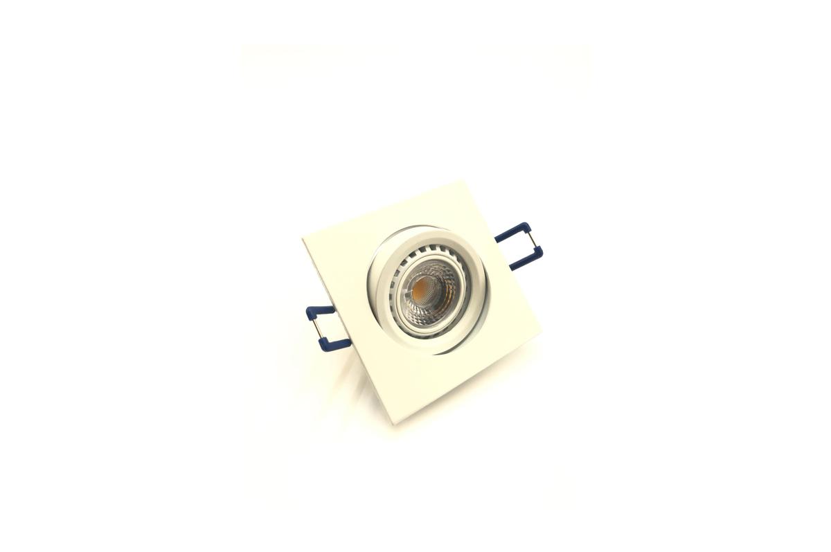 GU10 Spuldzes rāmis, regulējams
