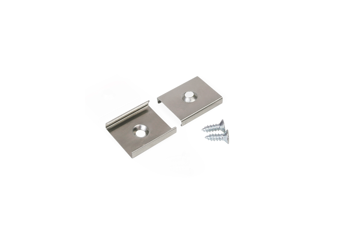 Mounting parts for LINEA20-IN aluminium profile