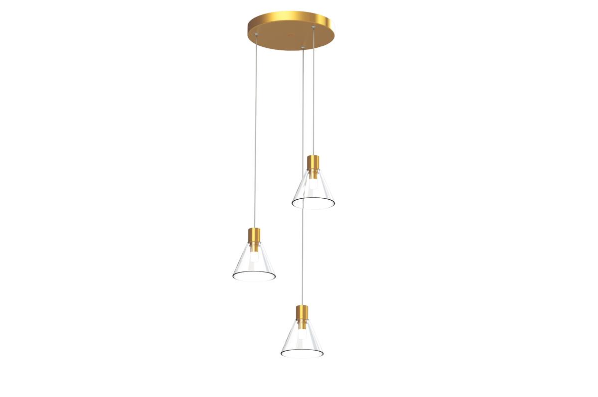 Decorative Suspendable LED light AIP-O12