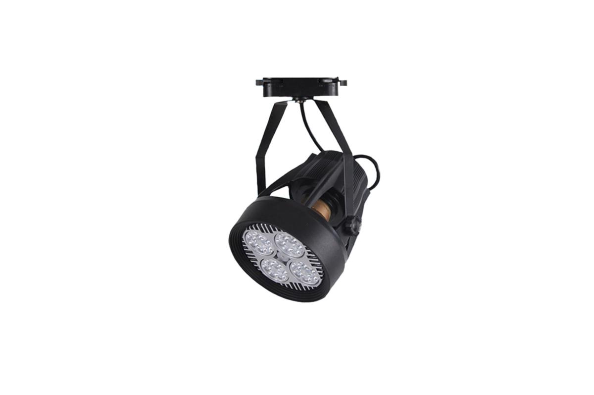 35W PAR30 Sliežu sistēmas LED gaismeklis
