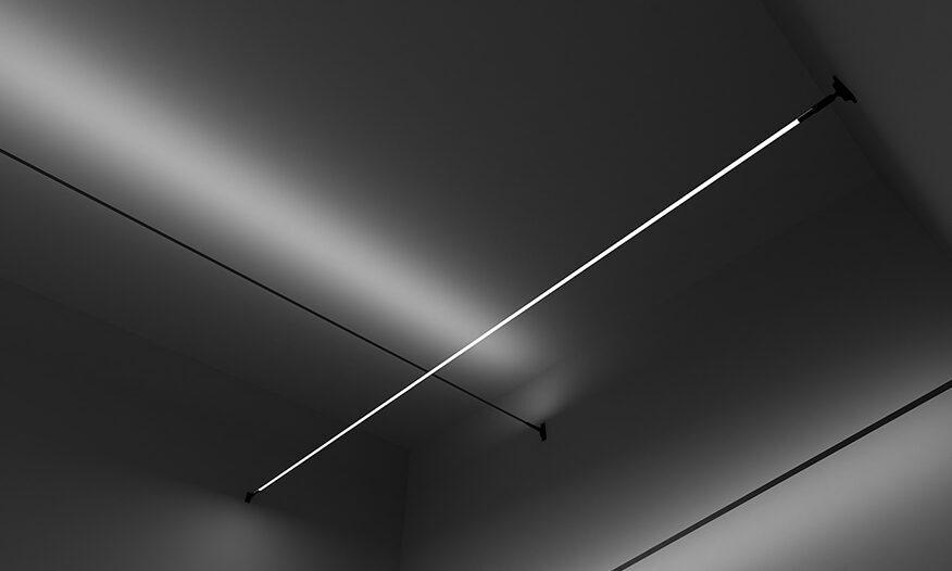 STARLINE Lineārā LED Apgaismojuma sienas/griestu stiprinājuma komplekts