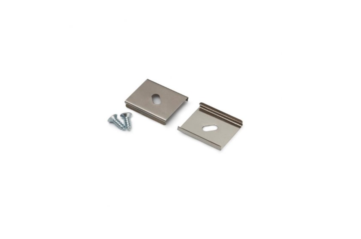 Profile for LED strip mounting part set