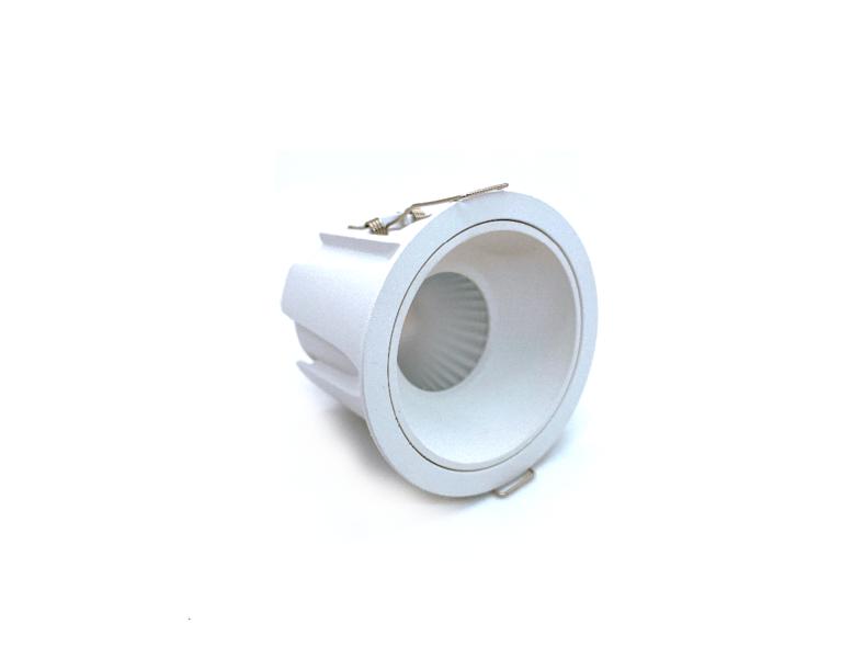 12W Iebūvējams LED gaismeklis AIP-IF12