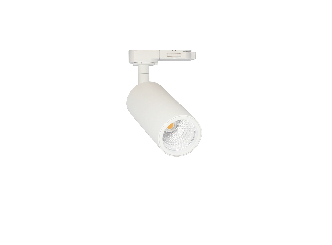 30W Track system LED Light with adjustable beam angle