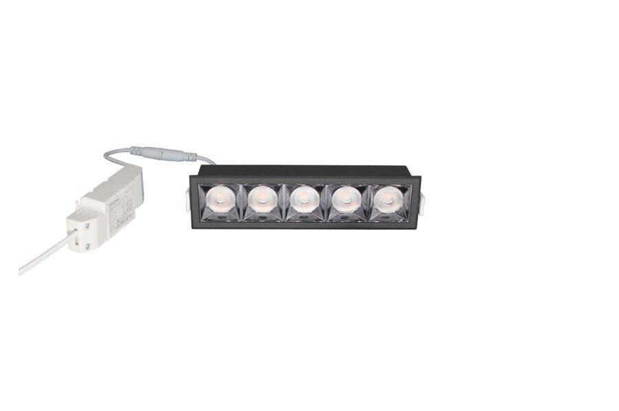 15W Iebūvējams LED Gaismeklis AIP-LT15