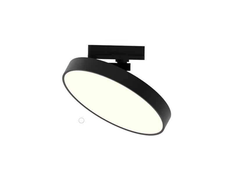 Regulējams Sliežu LED Prožektors AIP-RD30