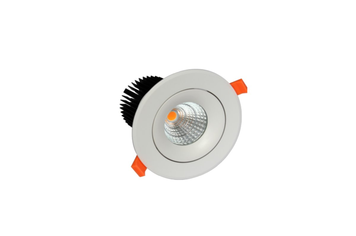12W Built-in ceiling Adjustable LED downlight