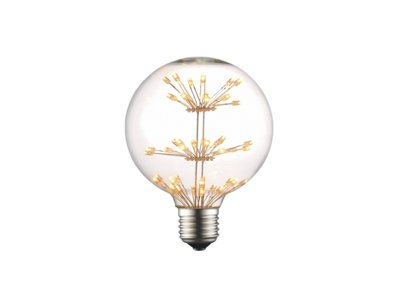 Vintage Edison LED Spuldze E27 G120