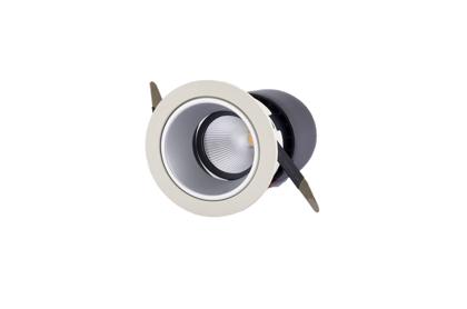 10W OKAN  Iebūvējams griestu LED gaismeklis