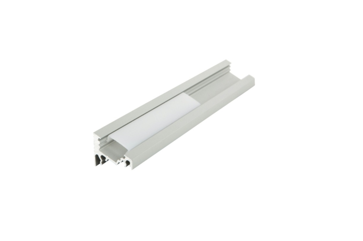 Aluminum profile for LED strips CORNER