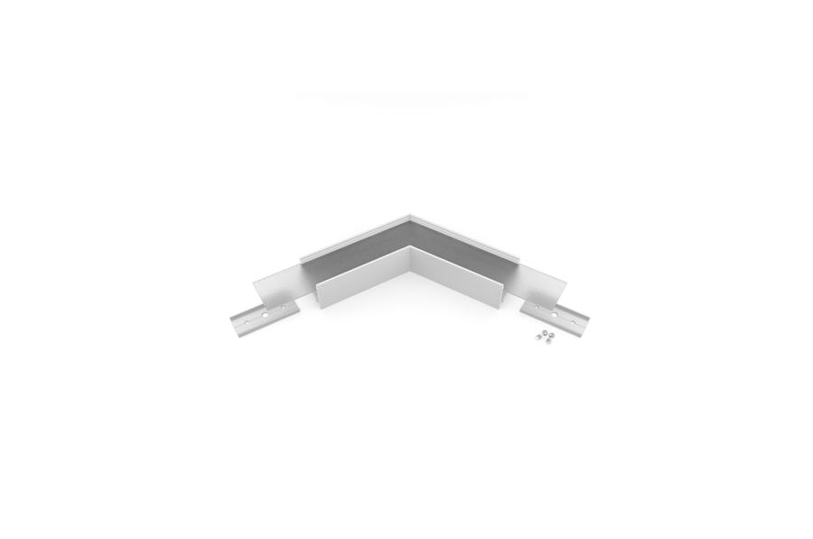 VARIO-2 Alumīnija profila LED Lentām leņķa detaļa 120°