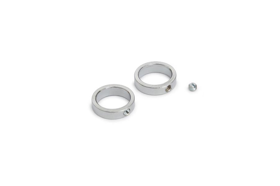 Montāžas gredzeni Alumīnija profilam PEN12