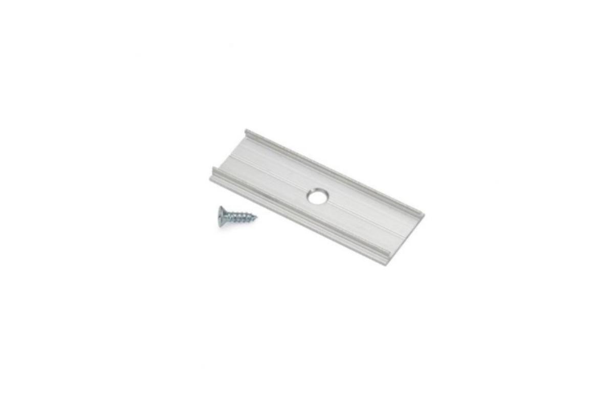 LED lentu profila cietā savienojošā detaļa