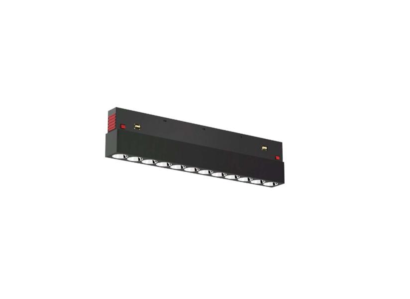 Magnētiskās sistēmas CLASSIC LED Gaismeklis AIP-LC6