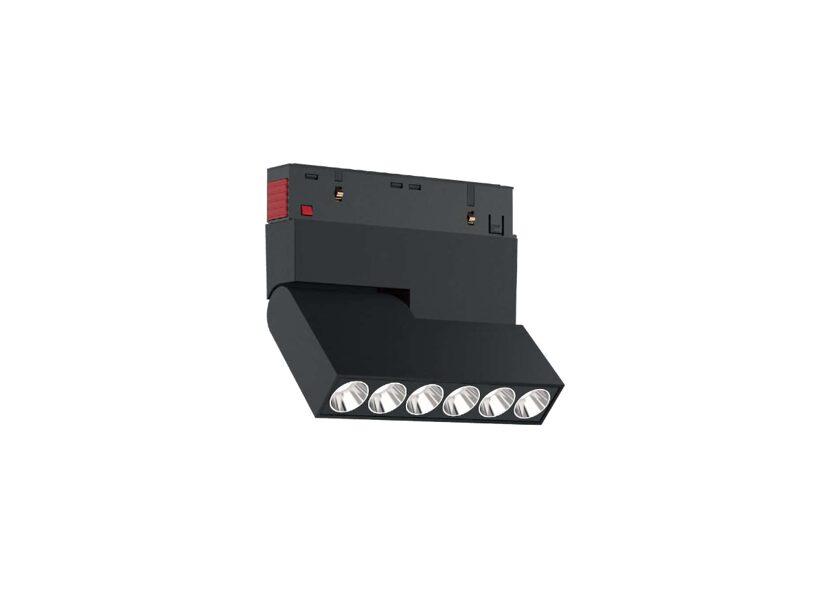 Magnētiskās sistēmas CLASSIC LED Gaismeklis AIP-RG6