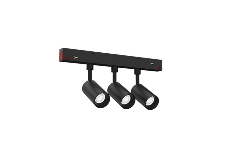 Magnētiskās sistēmas CLASSIC LED Prožektors AIP-DC9
