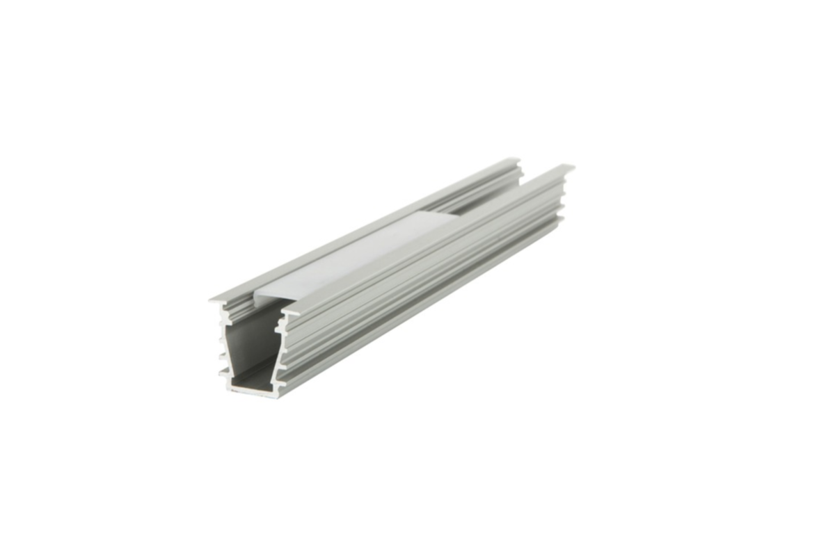 Aluminum profile for LED strip DEEP