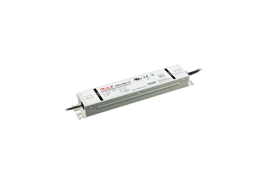 60W Constant Voltage Dimmējams LED Barošanas bloks