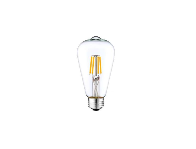 4W E27 Filament LED Spuldze