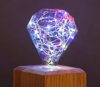 3D Ziemassvētku LED Spuldze E27