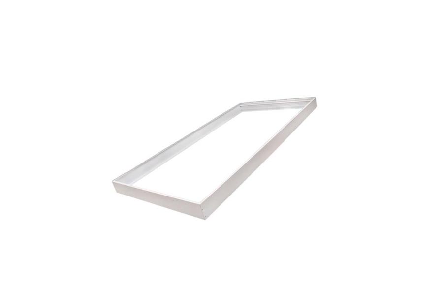 LED Paneļa virsbūvēšanas rāmis 1200x600mm