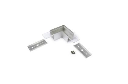 90° Vertical corner connector for Aluminium profile LINEA20