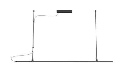 Piekarama Magnētiska Modulāra sistēma AIP-LINE BRASS