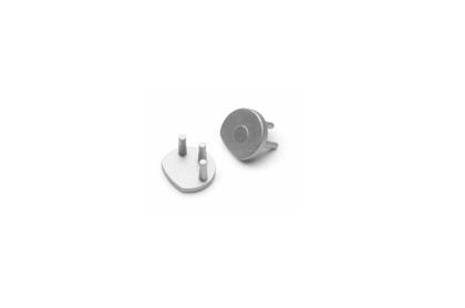 Aluminium Profile PEN8 End cap set