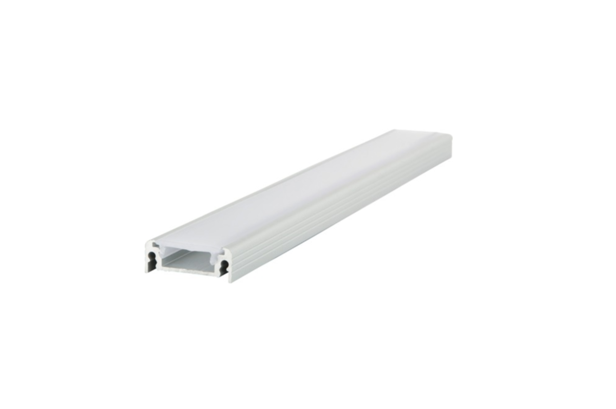 Aluminum profile for LED strips SURFACE