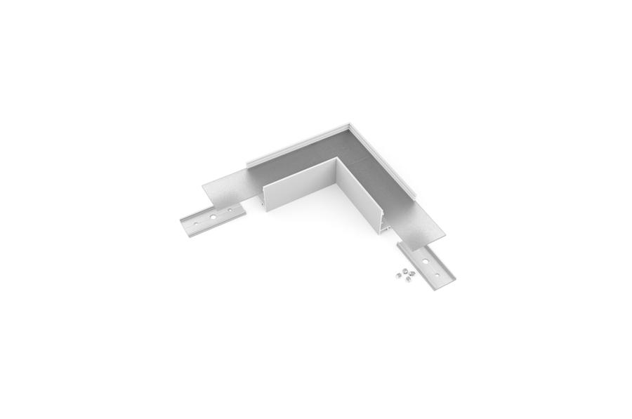 VARIO-2 Alumīnija profila LED Lentām leņķa detaļa 90°