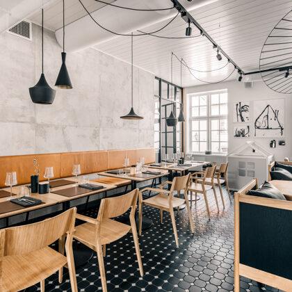 H.E. Vanadziņš ziemeļu restorāns, Cēsis