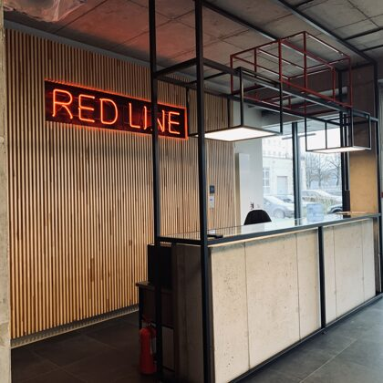 """RedLine"" Office building"