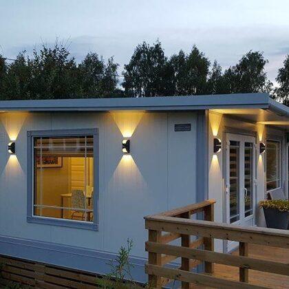Vasaras mājas Norvēģijā